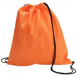 Sac a dos en polypro non tissé - coloris orange