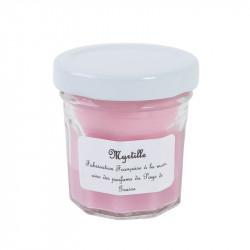 Bougie - Myrtille