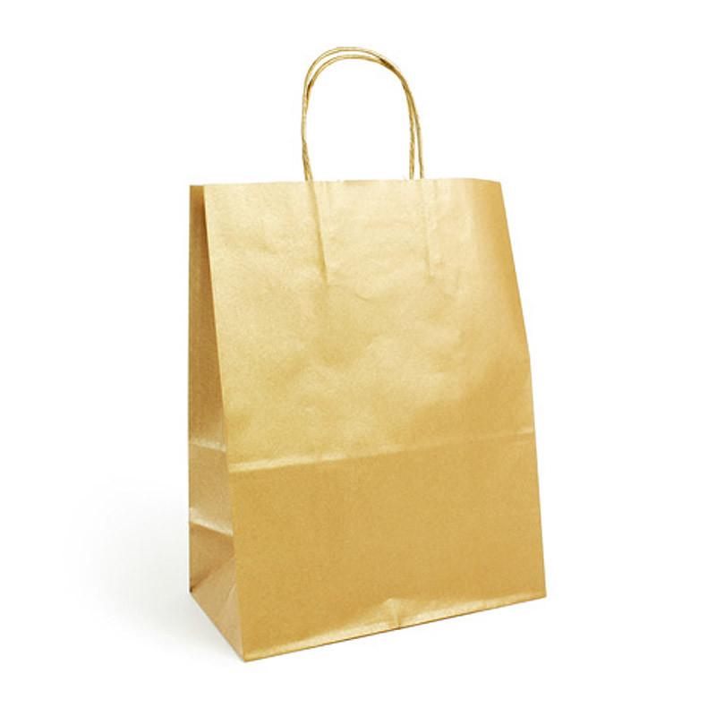 Sac kraft shopping or T1