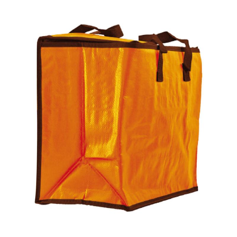 sac glacière isotherme orange