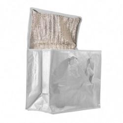 sac glacière grand format isotherme blanc - photo 2