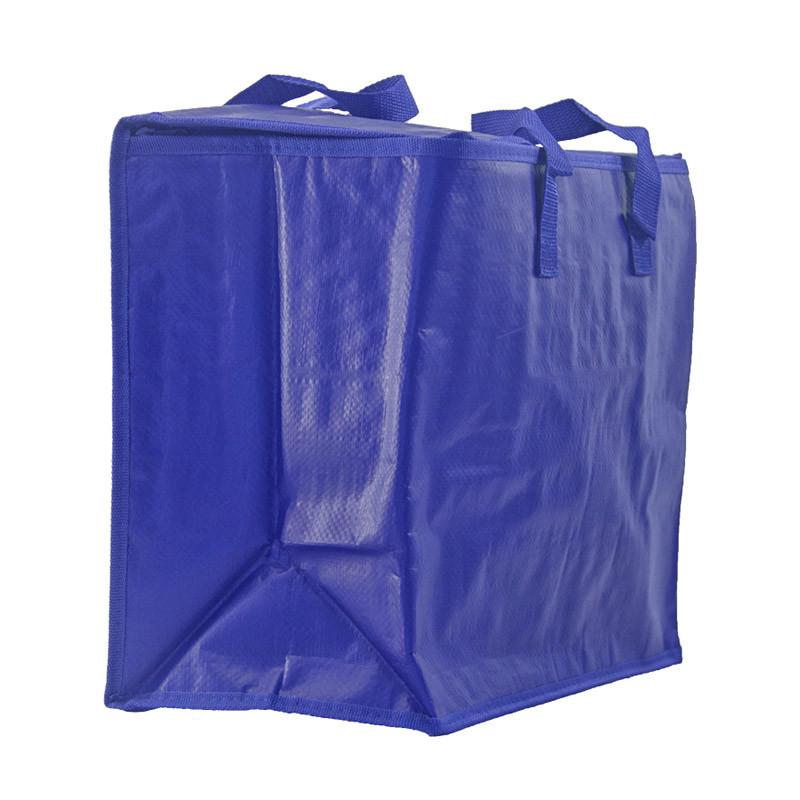 sac glacière grand format isotherme bleu - photo 1