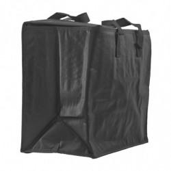 sac glacière grand format isotherme noir - photo 1