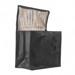 sac glacière grand format isotherme noir - photo 2
