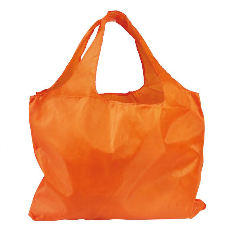 Sac réutilisable en polyester orange