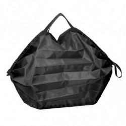 sac pliable réutilisable noir