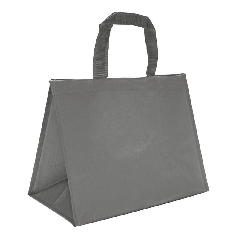 sac en polypro tissé gris
