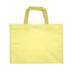 sac en polypro non tissé jaune - photo 2