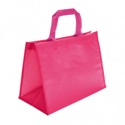 sac en polypro non tissé fuchsia - photo 1