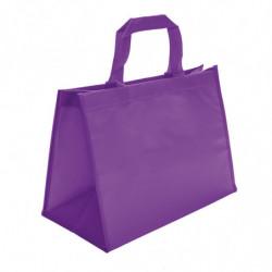 sac en polypro non tissé violet - photo 1