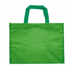 sac en polypro non-tissé vert - photo 2