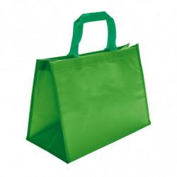 sac en polypro non-tissé vert - photo 1