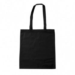 sac en coton noir