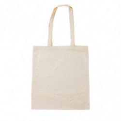 sac en coton écru
