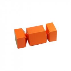 Boite papillote orange