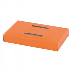 Socle poule Orange