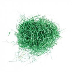 Frisure de calage verte