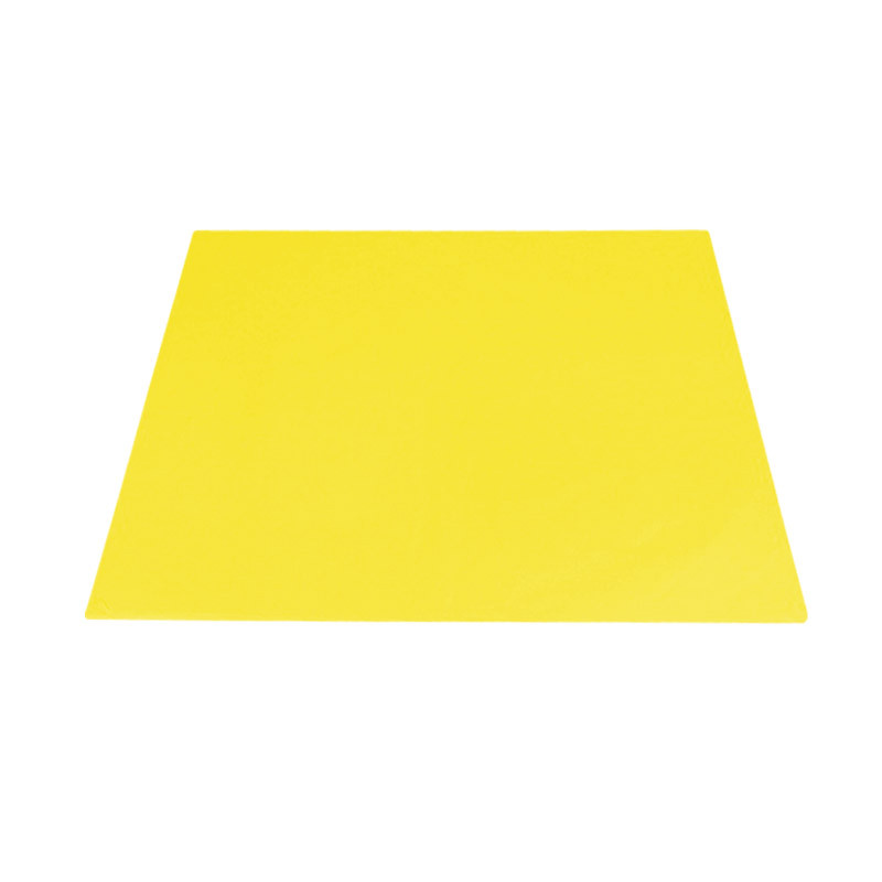 Papier mousseline jaune citron
