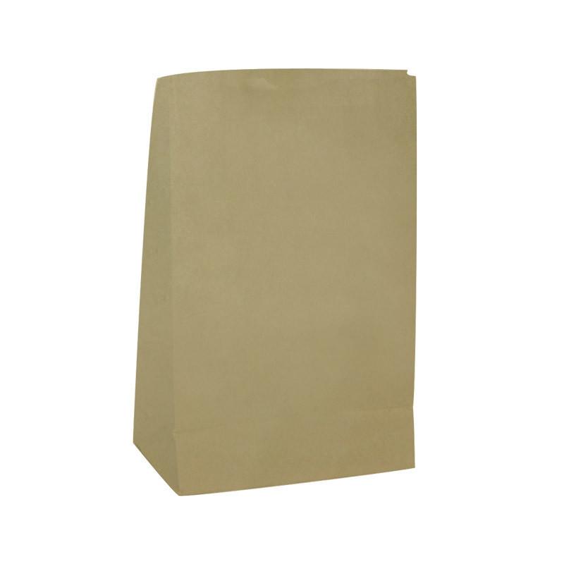 sac sos en kraft brun